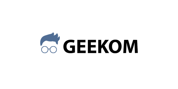 Logo du site Geekom