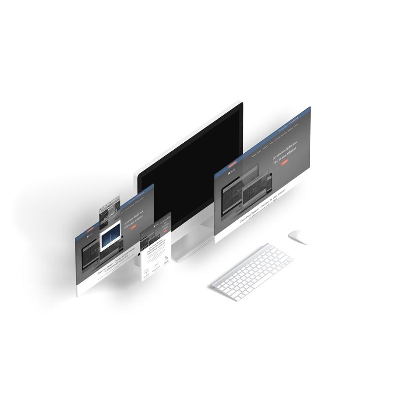 Illustration du Responsive design avec iDeae