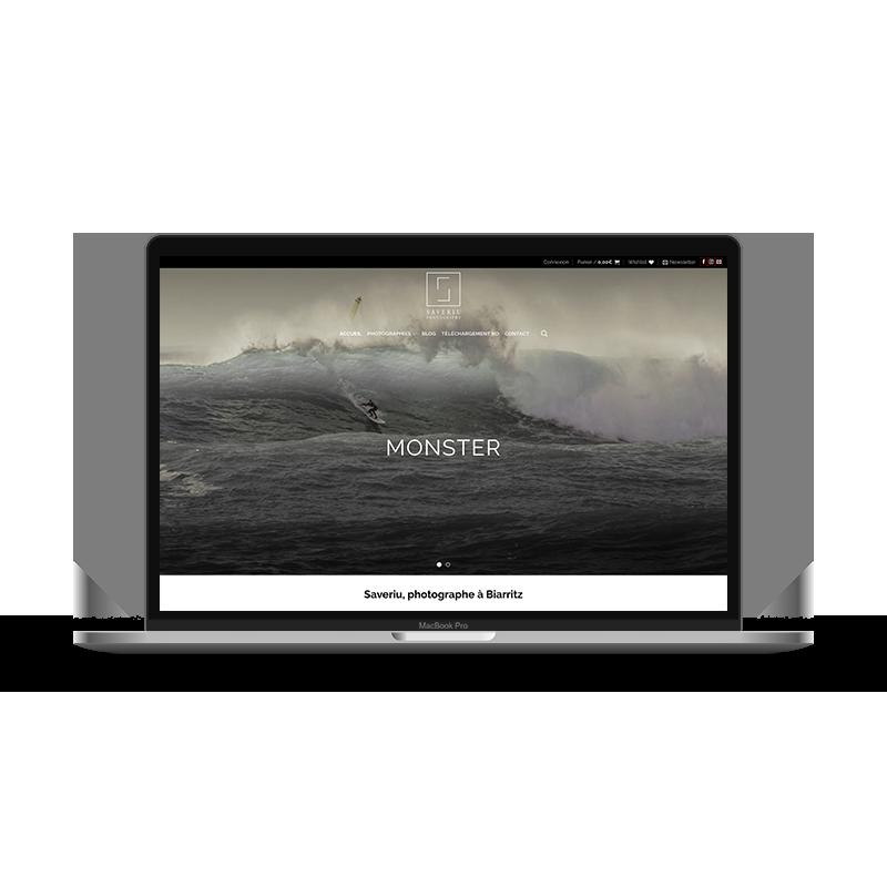 Création de site internet chez iDeae